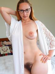Women naked hairy Nude Hairy